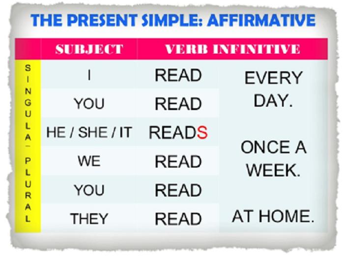 Present Simple Tense English Grammar Lesson - Pocket Passport