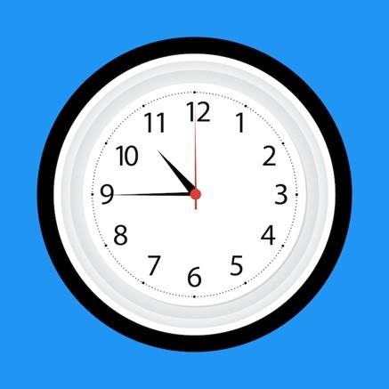 Clock esl flashcards